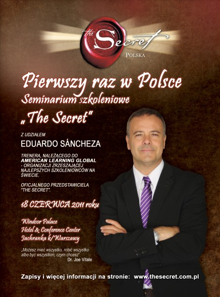 plakat The Secret w ProPartner.pl